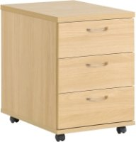 Eco & Urban Mobile Pedestal 3 Drawer
