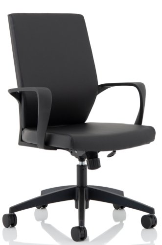Gentoo Hampton Medium Back PU Executive Chair