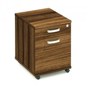 Gentoo Mobile Pedestal 2 Drawer