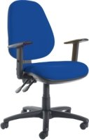 Dams Bulk Jota Operator Chair with Adjustable Arms