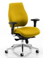 Gentoo Chiro Plus Chair without Headrest Bespoke Fabric