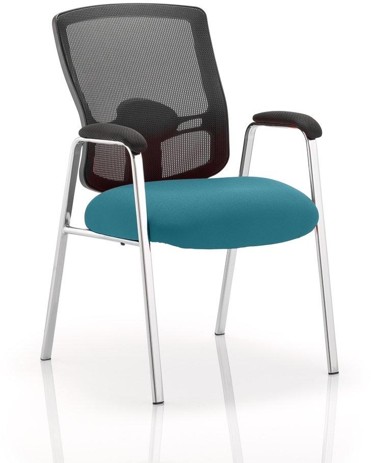 Gentoo Portland Visitor Chair Bespoke Fabric