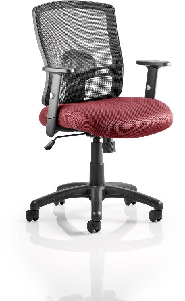 Dynamic Portland Task Chair Bespoke Seat
