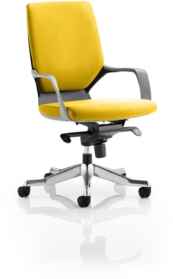 Gentoo Xenon Executive Chair Bespoke Fabric With Headrest