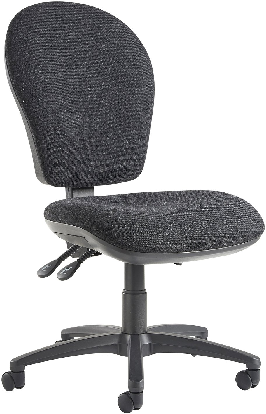 Lento Operator Chair With No Arms