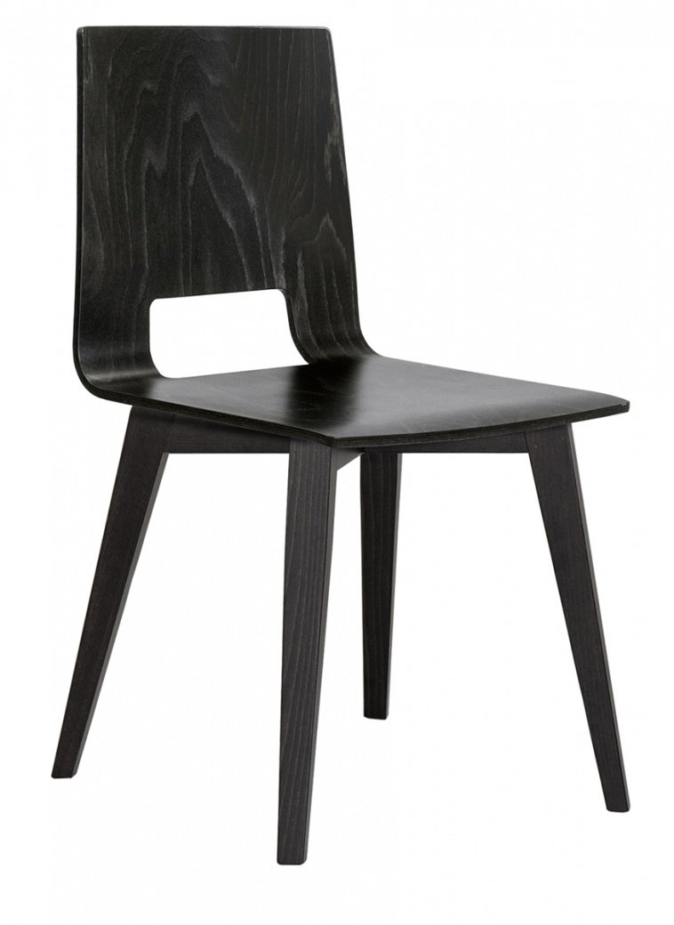 Elite Multiply Breakout Open Back Wooden Frame Chair With White ...
