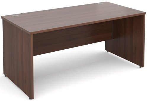 Dams Maestro Rectangular Desk with Panel End Leg - (w) 1400mm x (d) 800mm
