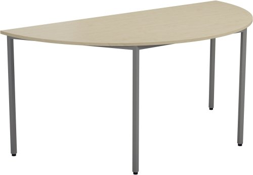 Multi Purpose Semi Circle Table
