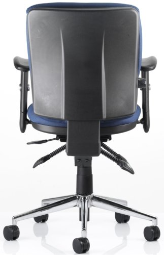 Gentoo Chiro Medium Back Operator Chair with Arms