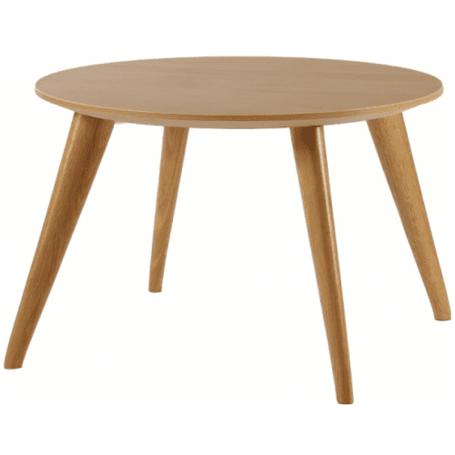 Pause Round Coffee Table - 600mm