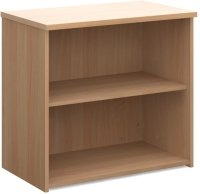 Dams Standard Bookcase 740mm High