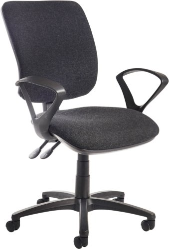 Dams Senza Operator Chair with Fixed Arms