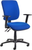 Dams Senza Operator Chair with Adjustable Arms