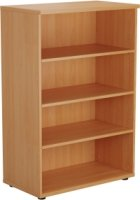 TC Office Bookcase 1200mm
