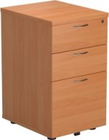 TC Bulk Under Desk Pedestal 3 Drawers