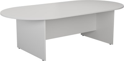 D - End Meeting Table 2400mm