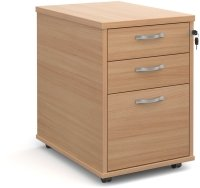Dams Bulk Tall Mobile Pedestal - 3 Drawer
