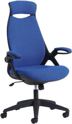 Dams Tuscan Fabric Managers Chair