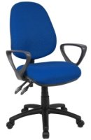 Dams Bulk Vantage Operator Chair With Fixed Arms