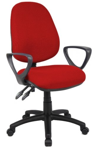 Dams Vantage 100 Operator Chair With Fixed Arms