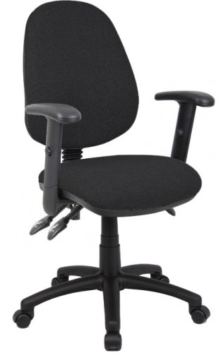 Dams Vantage 200 Operator Chair with Adjustable Arms