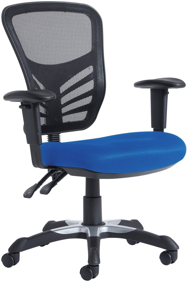 Vantage Mesh Chair With 2 Lever No Arms