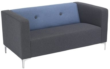 Button 2 Seater Sofa