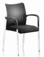 Gentoo Academy Visitor Chair with Arms