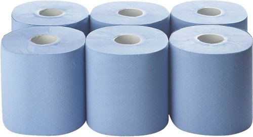 2 Ply 145m Blue Roll (Pack of 6)