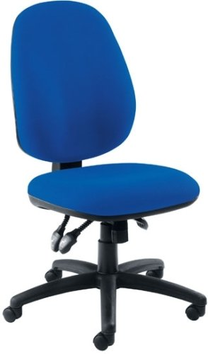 Concept Maxi Operator Chair With Fixed Arms - Black Base