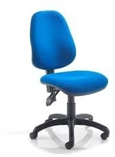 Calypso Ergo Chair With Fixed Arms