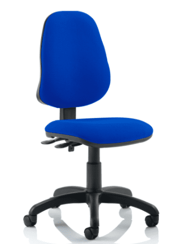 Gentoo Eclipse Plus 2 Lever Operator Chair without Arms
