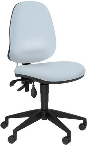 Elite Team Plus Upholstered Operator Chair Without Arms