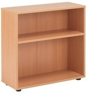 TC Bulk Start 18 Desk High Bookcase 720mm