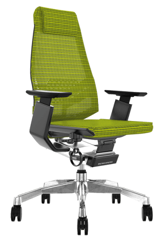 Comfort Genidia Mesh Chair without Headrest