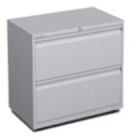 Elite Systemfile 2 Drawer Steel Side Filer