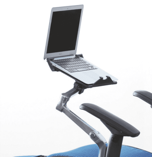 Comfort Chair Notebook Stand