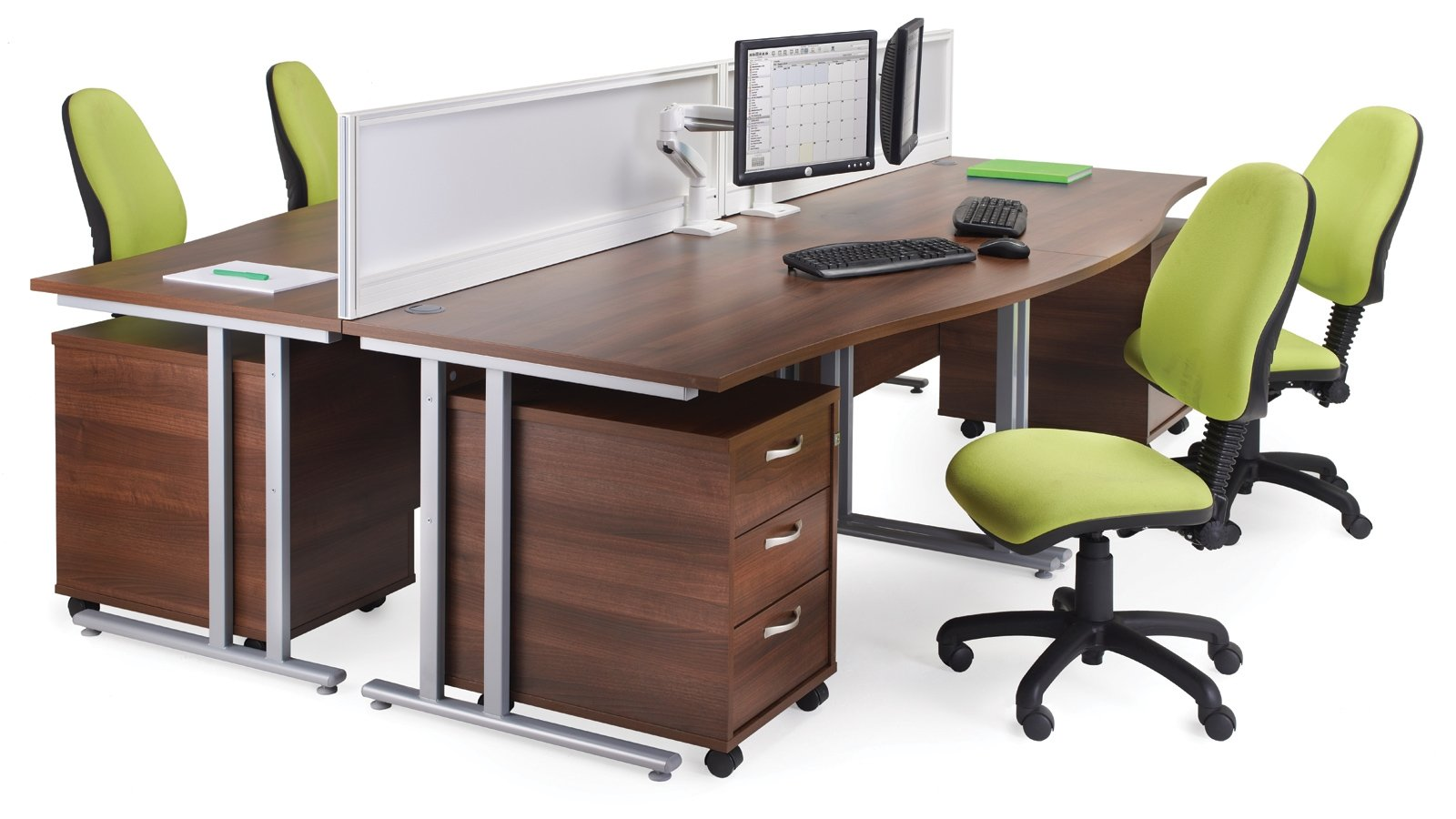walnut office furniture. gallery for next day office furniture walnut