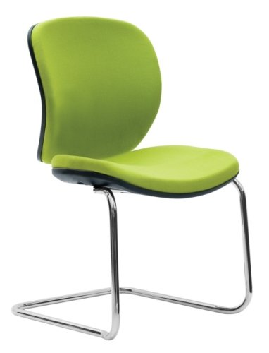 Orangebox Joy Visitor Chair without Arms - Quick Ship