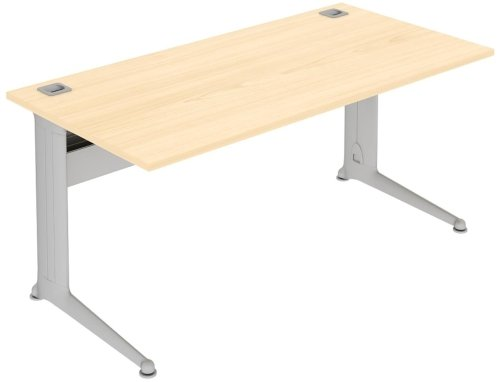 Elite Kassini Rectangular Desk 800 x 800 MFC Finish