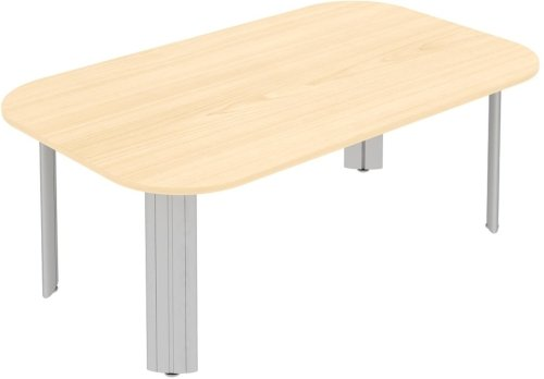 Elite Kassini Double D Ended Conference Table