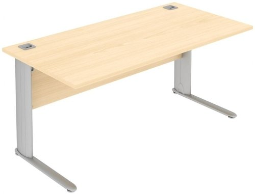 Elite Optima Plus Rectangular Desk 1000 x 800mm