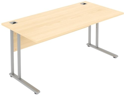 Elite Flexi Rectangular Desk 1400 x 600mm