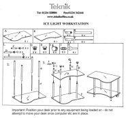 Ice Light Assembly Instructions