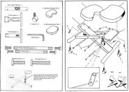Kneeling Stool Wood Assembly Instructions