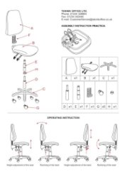 Practica Assembly Instructions