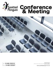 Seating Conference & Meeting