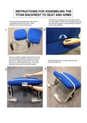 Goliath Backrest Instructions