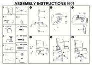 Kendal Assembly Instructions