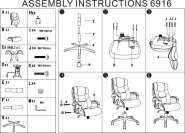 Siesta Assembly Instructions